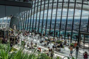 Fitch waarschuwt voor zeepbel kantorenmarkt Londen