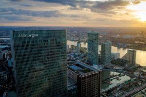 'JPMorgan mogelijk ook naar Amsterdam'