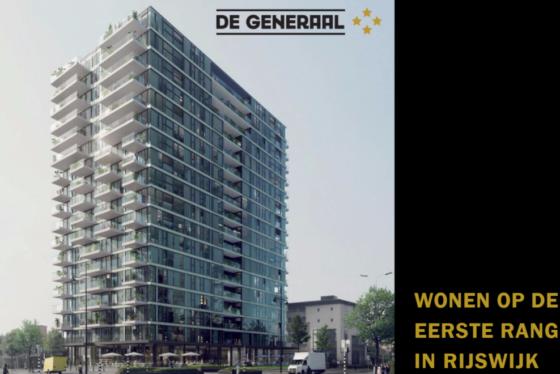 Woningen in oud-belastingkantoor Rijswijk