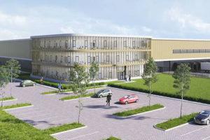 CBRE GI koopt acht logistieke centra