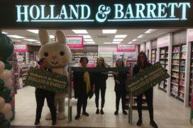 Holland & Barrett opent winkel in Maarssen
