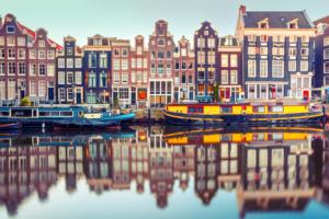 Amsterdam 'staat vast' op leefbaarheidslijst