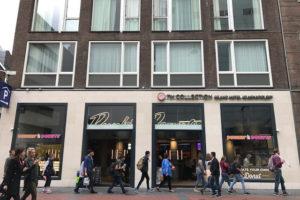 Vijfde vestiging Dunkin' Donuts in Nederland