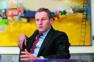 Jaap van Rhijn: 'Ik ben toe aan een maatschappelijke uitdaging'