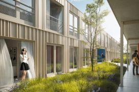 Circulaire woningbouw op Amsterdam Science Park