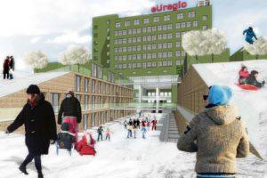 Duitsers ontwikkelen studentencampus Heerlen