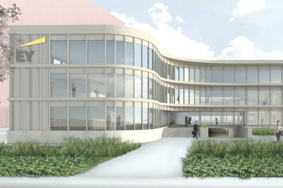 Start herontwikkeling EY-kantoor Eindhoven