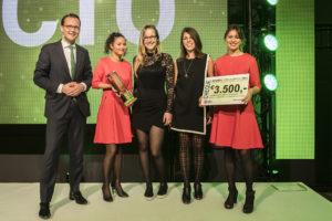 JLL nomineert drie startups voor Groene baksteen