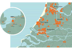 Krachtenbundeling Holland Metropole voor 800.000 woningen