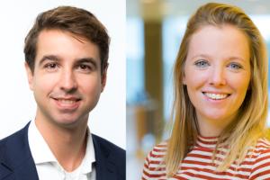 Twee nieuwe medewerkers ASR Vastgoed Vermogensbeheer
