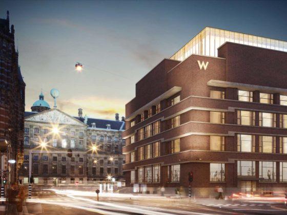Deka koopt Hotel W Amsterdam