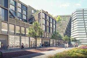 Amsterdam selecteert AM voor mixed use ontwikkeling Zuidas
