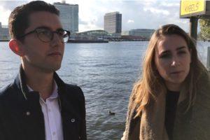 Rising stars Maud Bruggeling en Arda Basak