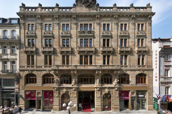 Redevco koopt City Palais in Praag