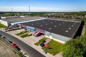 Wim Bosman Logistics huurt logistiek in 's-Heerenberg