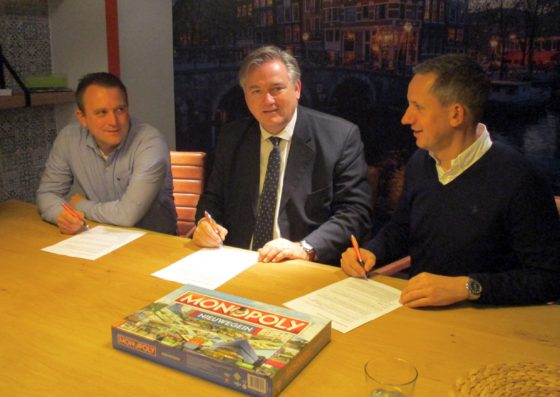 Fit Vastgoed ontwikkelt bedrijfshal in Nieuwegein