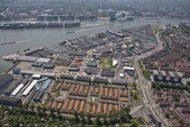 Amsterdam wil 6.700 woningen in Hamerkwartier