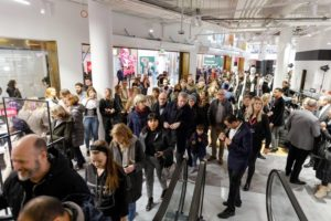 Saks off 5th opent winkel van 3.000 m2 in Amsterdam