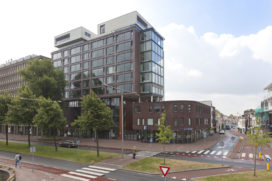 Kantoorgebouw 'De Nieuwe Poort' in Dordrecht volledig verhuurd