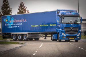 Transportbedrijf Dollevoet huurt 16.000 m2 in Oss
