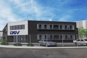 Patrizia kocht distributiecentrum DSV in Dordrecht