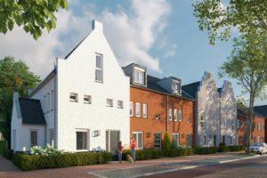 Heijmans ontwikkelt en realiseert 377 woningen voor Vesteda
