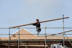 Vertraging bouwprojecten door personeelstekorten