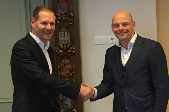 Vanwonen en Arnhem tekenen voor nieuwbouwplan Schuytgraaf