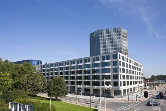 RVB verlengt huur 9.000 m2 in kantoorgebouw Airborne in Arnhem.