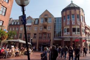 Tumble 'n Dry huurt in Heuvel Eindhoven