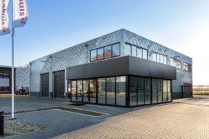 Convergence Industry huurt bedrijfsruimte in Enschede