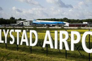 Lelystad Airport rekent op opening in 2020