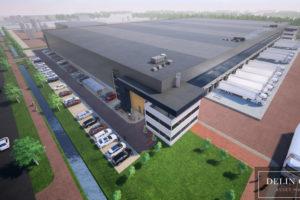 Delin Capital ontwikkelt voor 400 miljoen euro logistiek