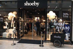 Shoeby tekent voor Wereldhave-panden