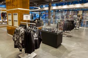 Nieuwe winkel Snipes in Maastricht