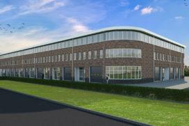 Start bouw bedrijfsverzamelgebouw Poort van Breukelen
