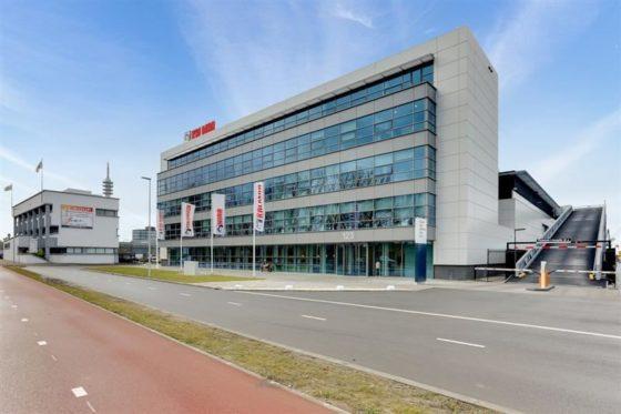 Bilfinger huurt 3.285 m2 kantoor in Rotterdam