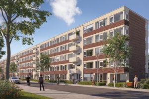 Hurks start verkoop woningen Kenn 2 Utrecht