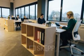 Met de SKEPP 3D Virtual Tour verhuur je sneller kantoorruimte