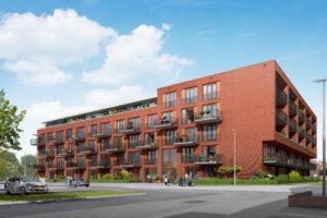 Nera Vastgoed verkoopt 17 appartementen in Zoetermeer