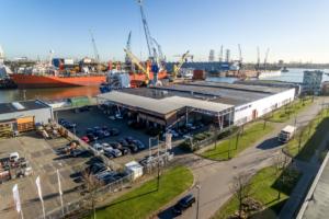 Indupak verwerft bedrijfspand Schiedam