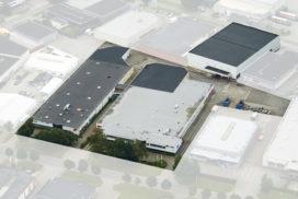 Particulieren kopen 10.000 m2 bedrijfsruimte Enschede