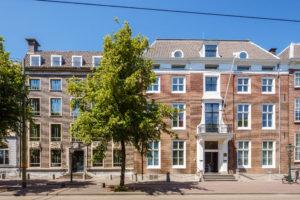 Eerste Staybridge Suites-hotel aan Haagse Hofvijver