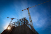 Lichte stijging orderportefeuilles bouw