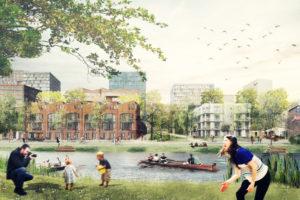 Round Hill investeert in woningbouw Merwede Kanaalzone