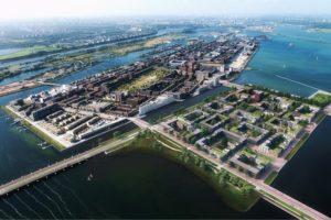 Boskalis gaat nieuw eiland IJburg maken