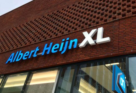 Benoemingen bij vastgoedtak Albert Heijn