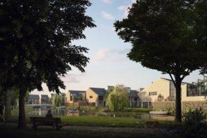 BPD en EME II ontwikkelen 148 woningen in Zaandijk