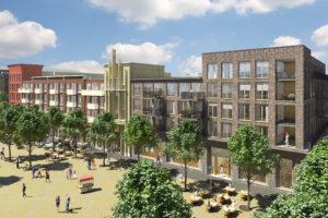 Van Haren huurt 680 m2 in Leidsche Rijn Centrum