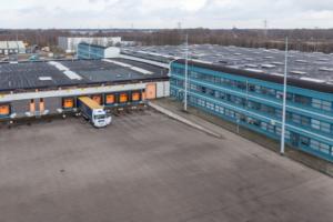 Picnic huurt distributiecentrum in Eindhoven